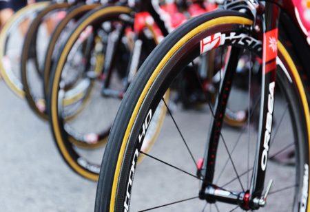 New bicycles