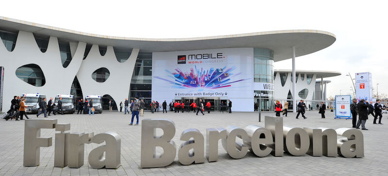 Mobile World Congress Venue