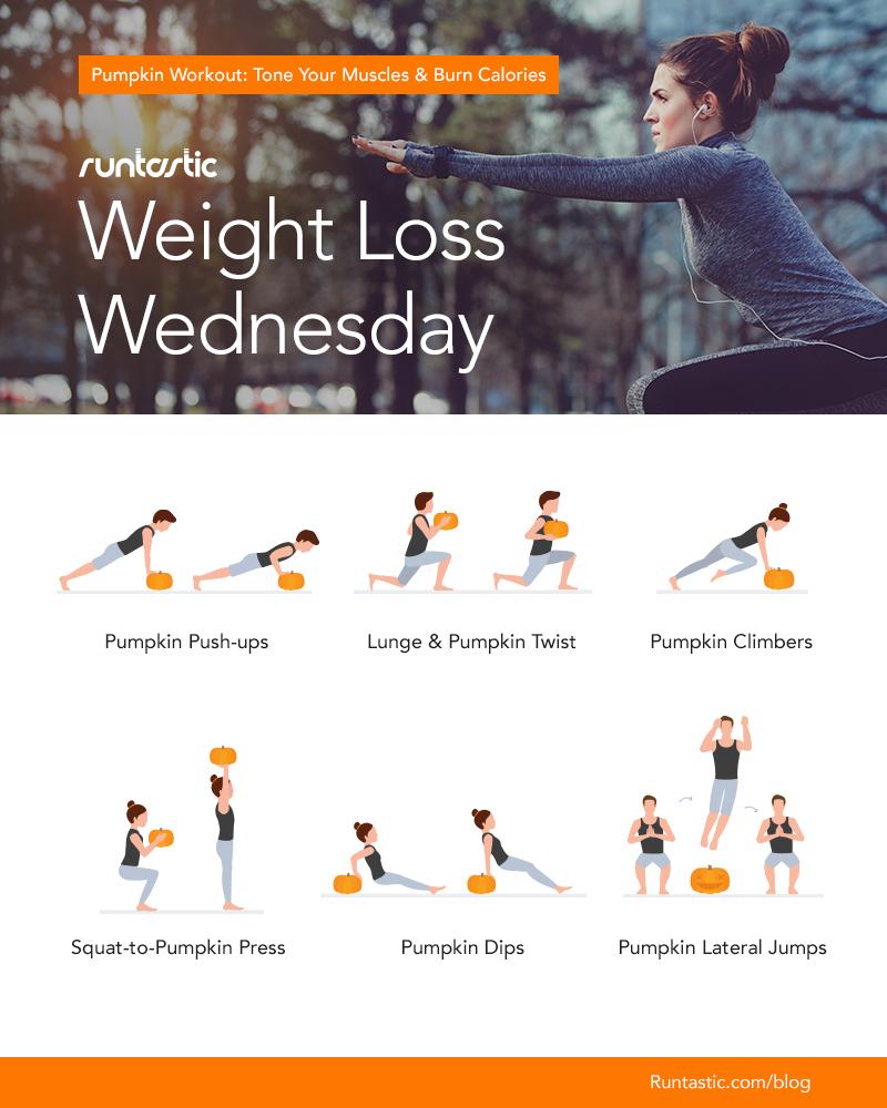 Pumpkin Workout: Tone Your Muscles & Burn Calories