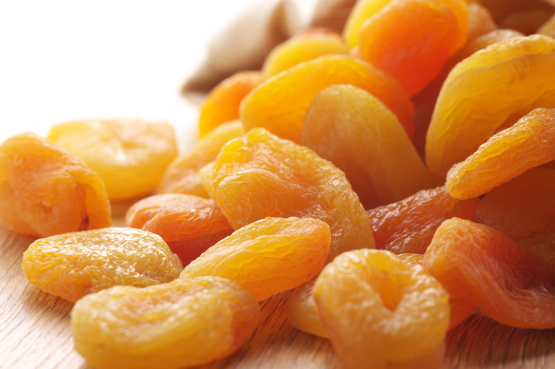 Fruta seca