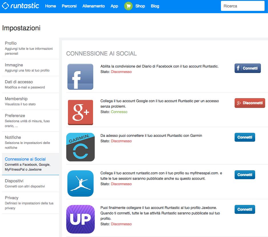 garmin connect website