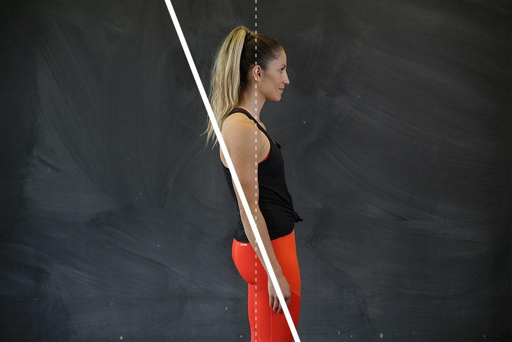 fianchi in avanti postura