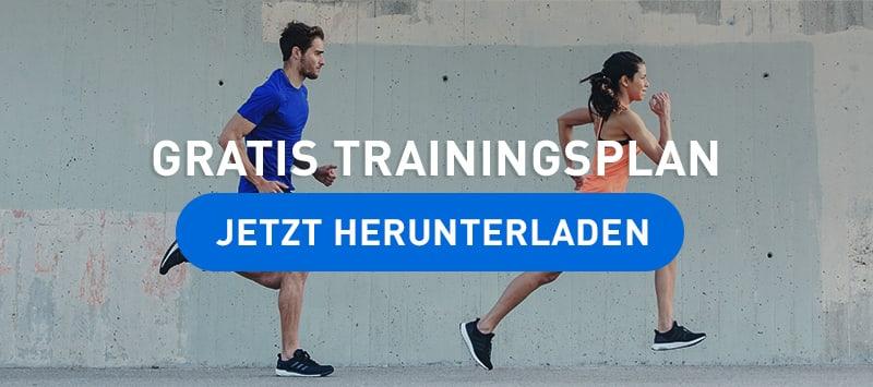 Langsam laufen kostenlos Trainingsplan