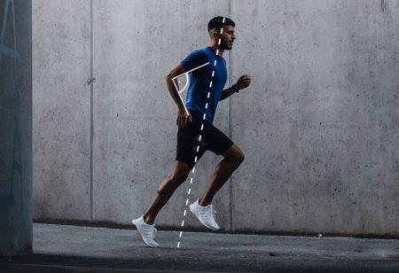 Proper running posture