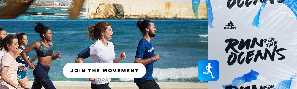 Run For The Oceans: Join the movement