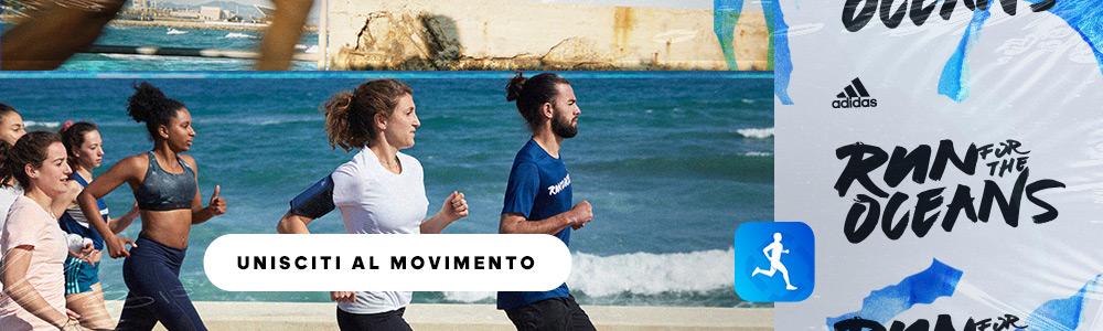Run For The Oceans: unisciti al movimento