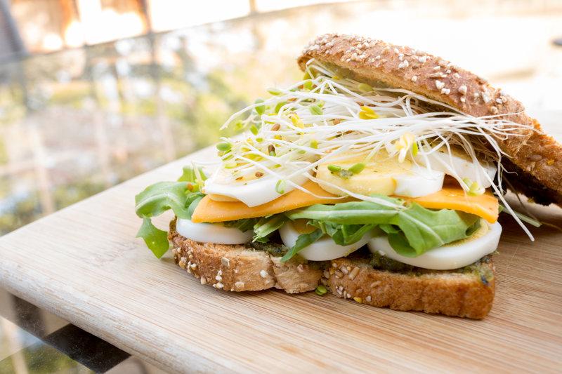 Ei Sandwich