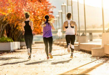 Run in fall