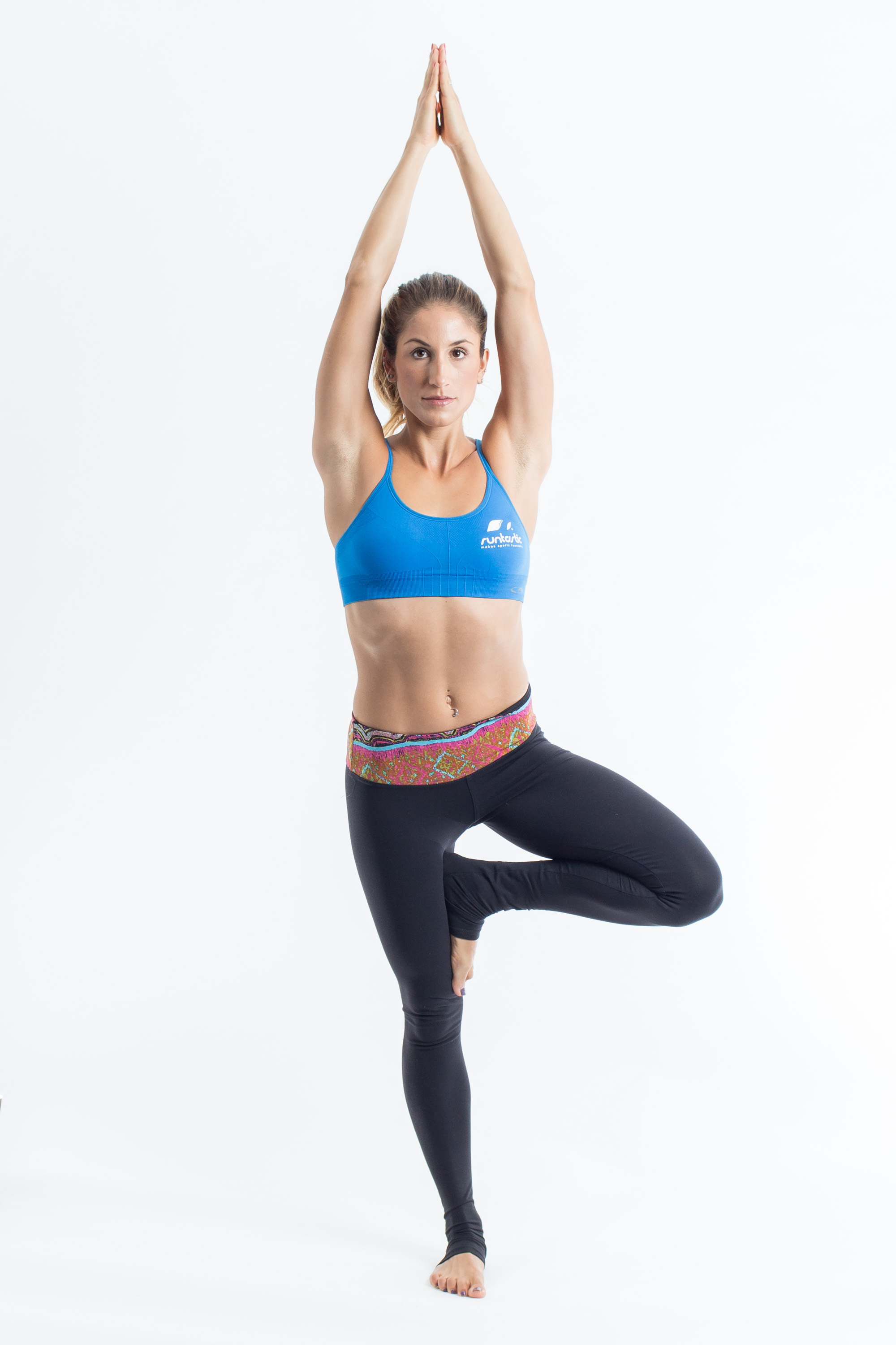 Yoga Poses for Runners - Tree
