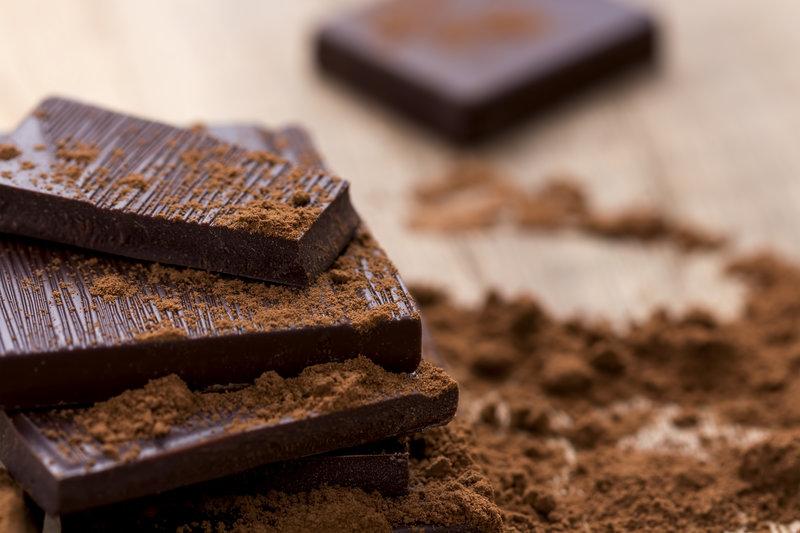 Beneficios de los flavonoides del chocolate