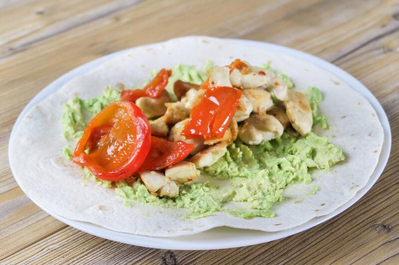 Runtasty Avocado Wrap