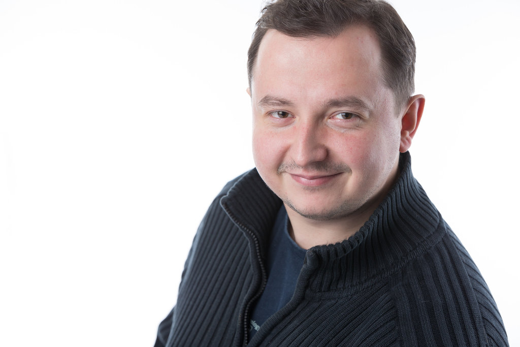 Andrzej, Media Designer at Runtastic