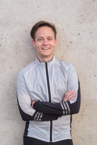 Rene Giretzlehner, Co-Founder and Head of Data Engineering at Runtastic.