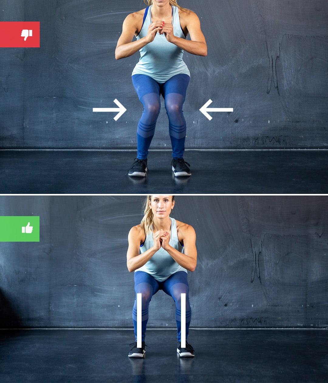 squat errore 1