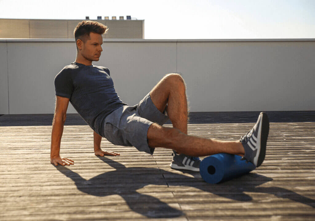 Foam Rolling: Calves