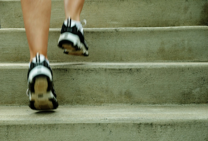 Runtastic running shoe