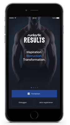 Results iOS