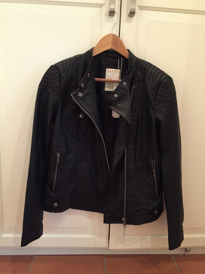 Manja leather jacket Results