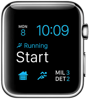 Fast App-Start in your Complication