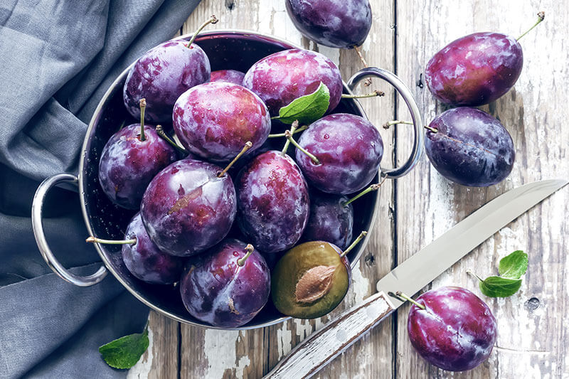 Image of plums.