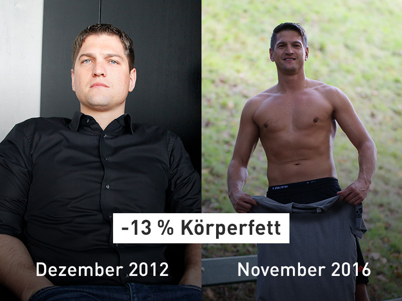 Runtastic Results Success Story von Rainer.
