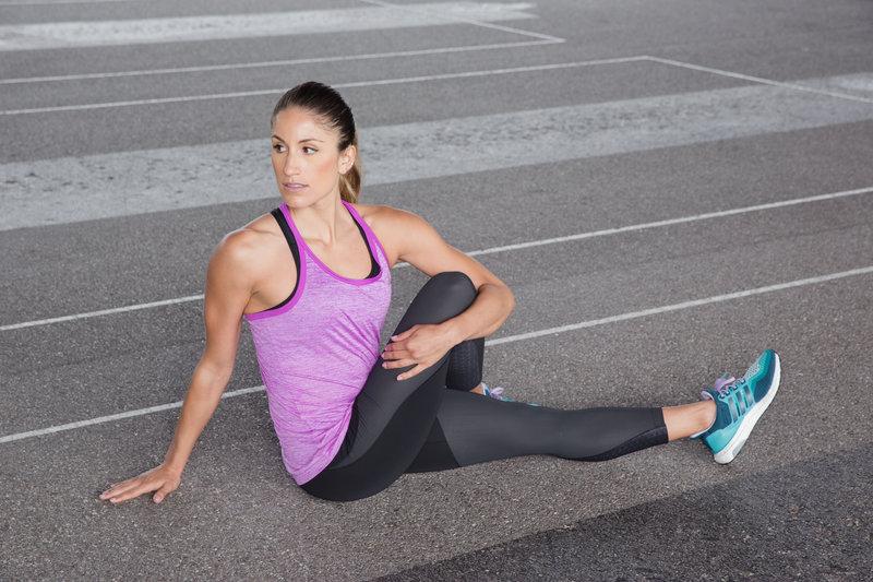 Pausa e stretching