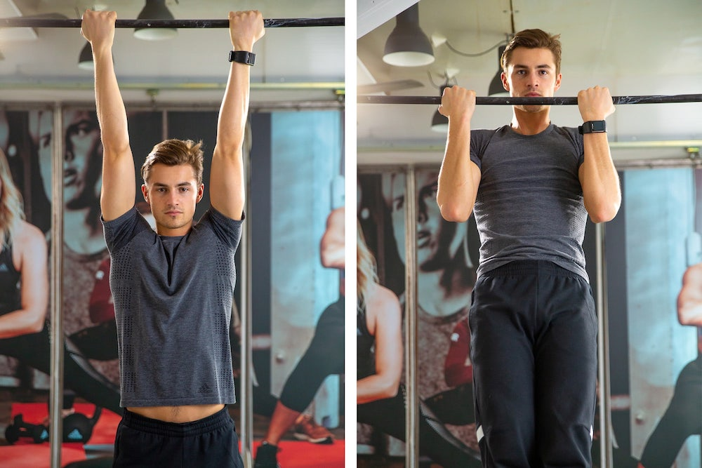 The 6 Best Bodyweight Exercises For Your Biceps