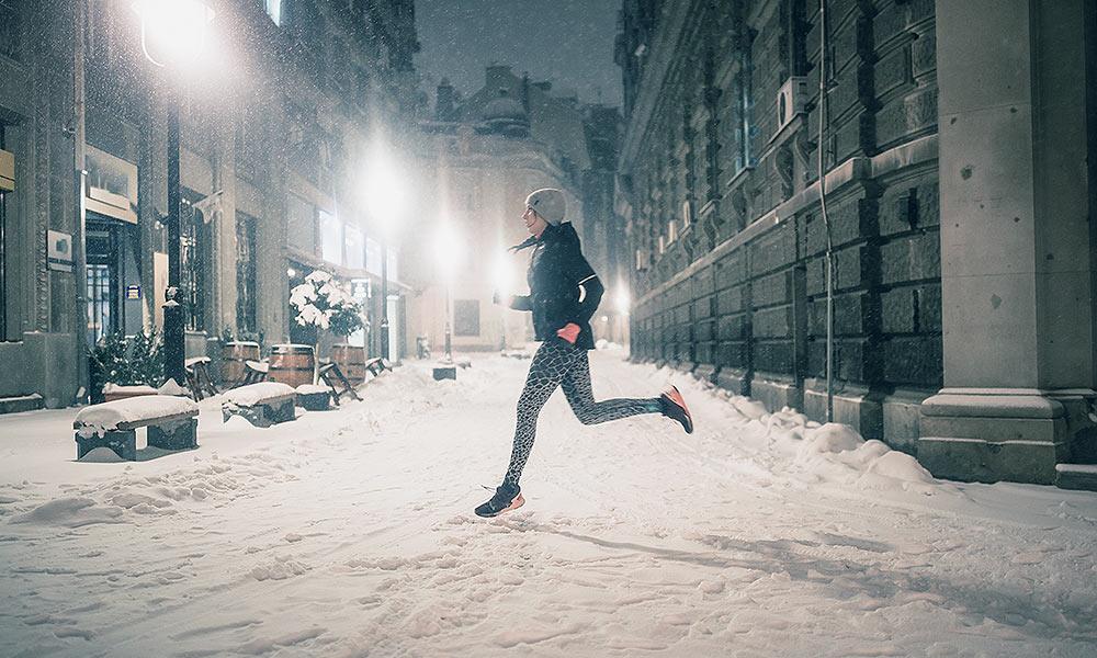 Laufen bei Regen, Wind & Co. >> 4 Schlechtwetter Tipps