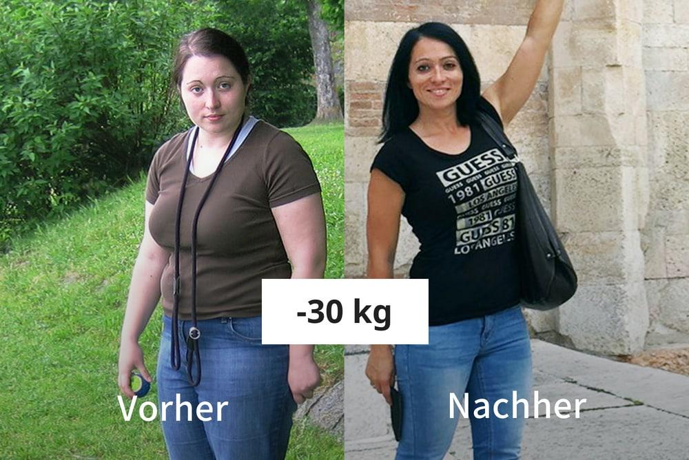 Runtastic-Nutzerin: -30 kg abgenommen mit Runtastic