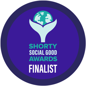 Shorty Social Good Awards Finalist