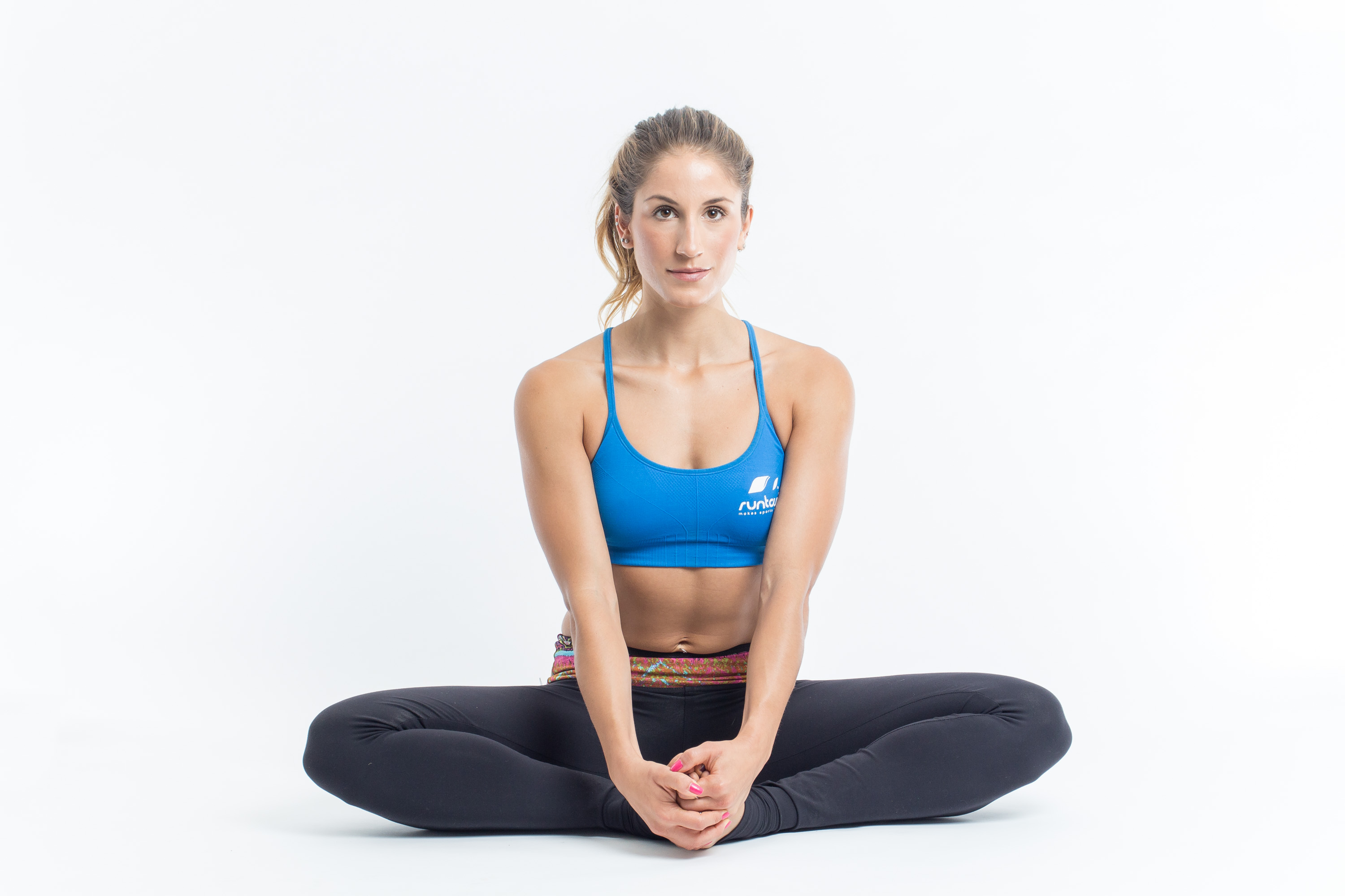 Yoga Poses for Runners - Cobbler