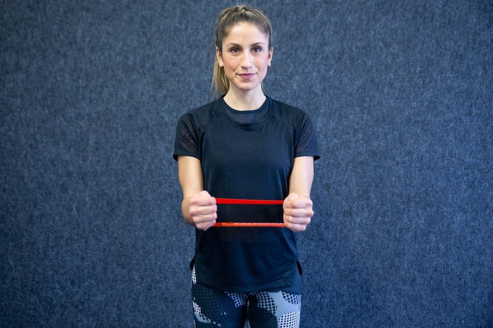 Shoulder External Rotation RB