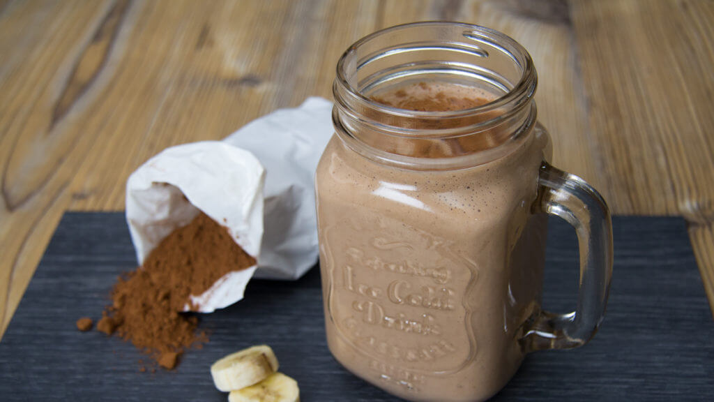 VEGAN POST-WORKOUT SHAKE (WITHOUT PROTEIN POWDER!)