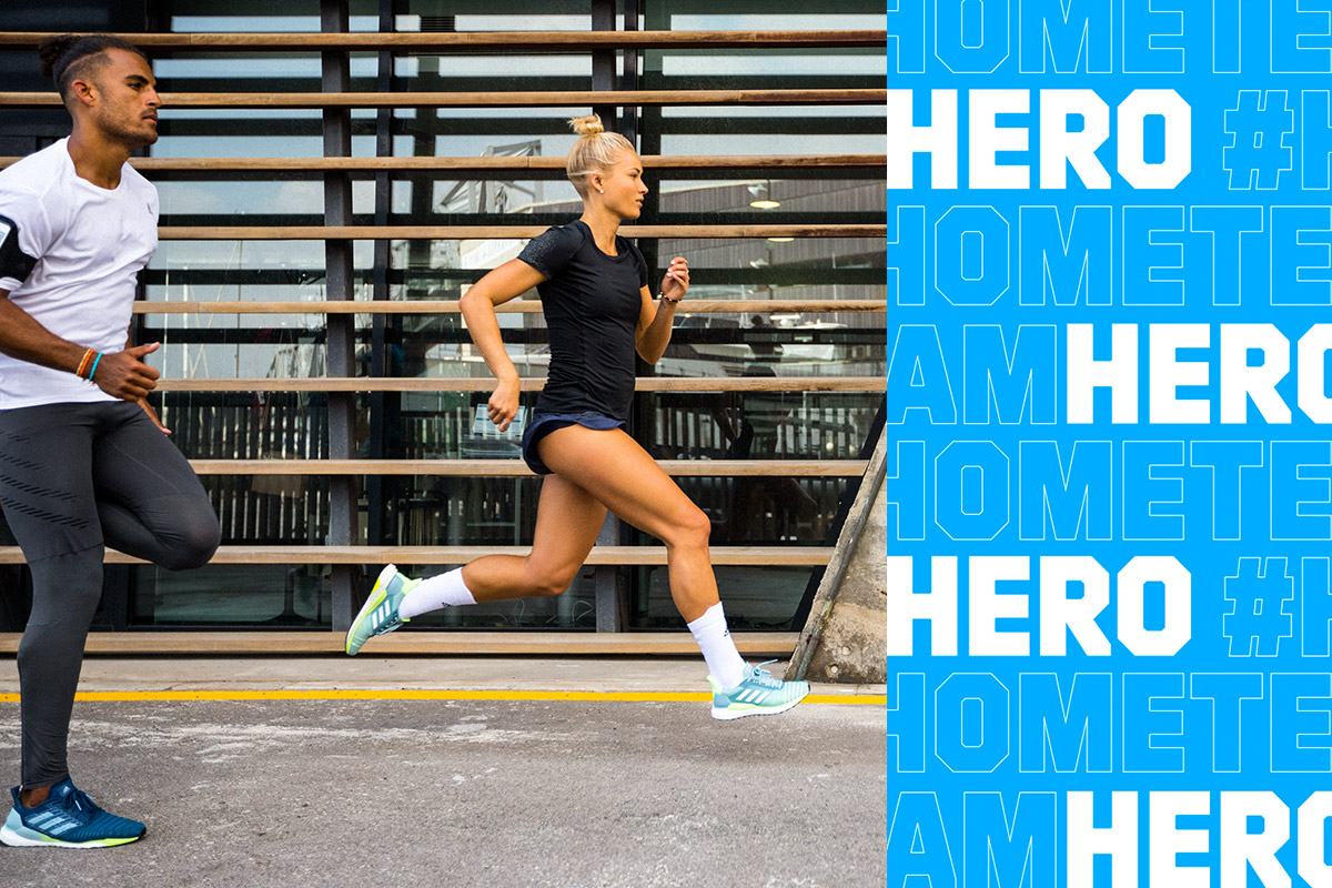 Every Active Minute Counts: Join the #HOMETEAMHERO Challenge 4