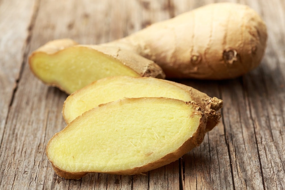 Ginger is a real superfood and immune system booster
