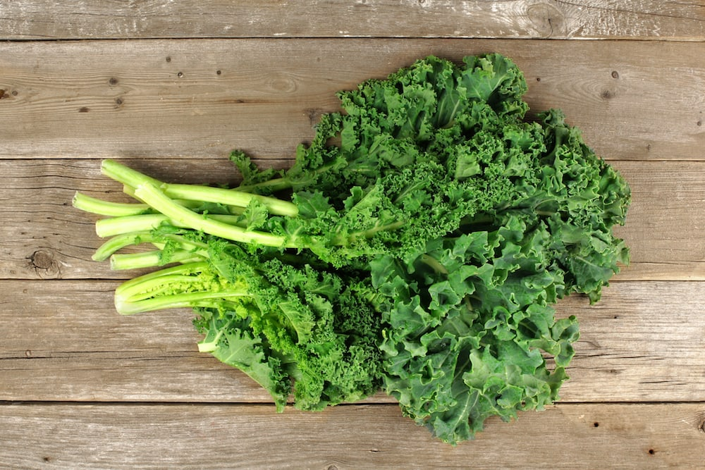 A great superfood: kale
