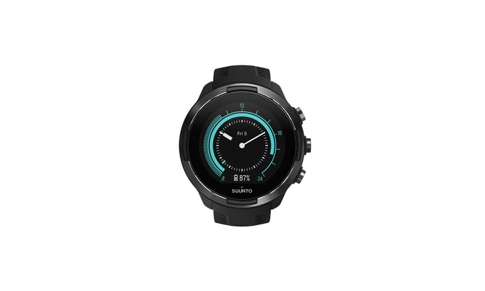 Smartwatch: You can connect the Suunto 9 with the adidas Running app