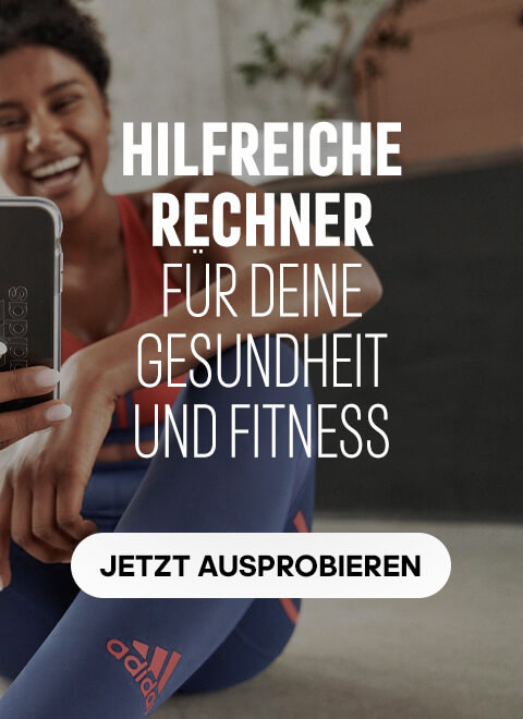 Hilfreiche Rechner für deine Gesundheit und Fitness - Jetzt ausprobieren