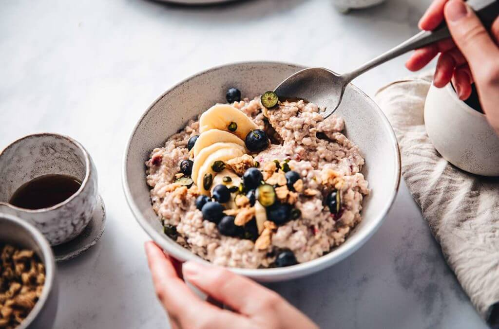 Breakfast bowl