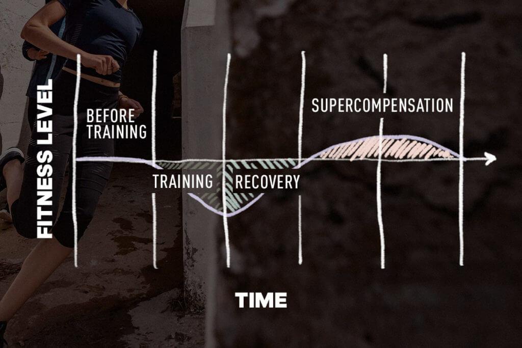 Diagram supercompensation