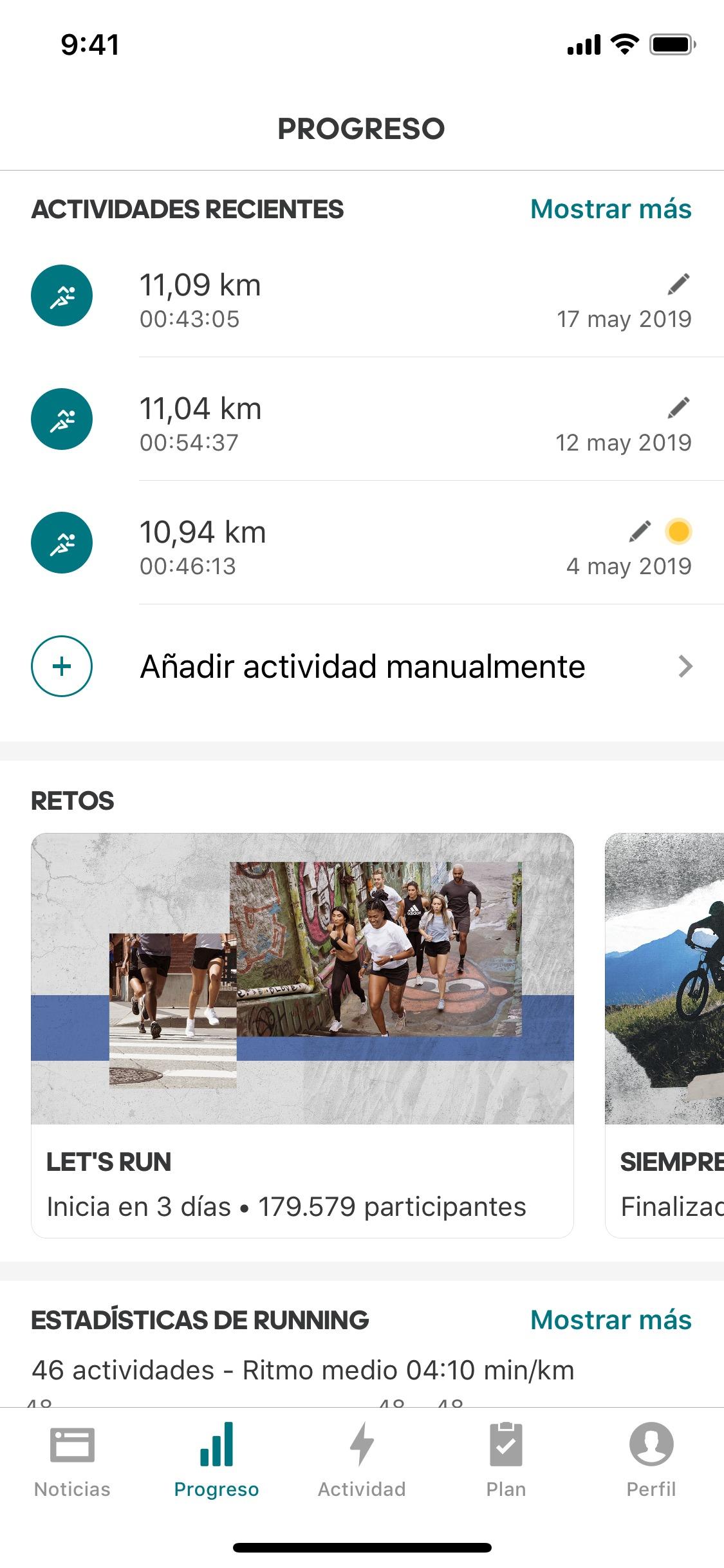 sin cable Reconocimiento satisfacción  Las preguntas más frecuentes sobre la app adidas Running