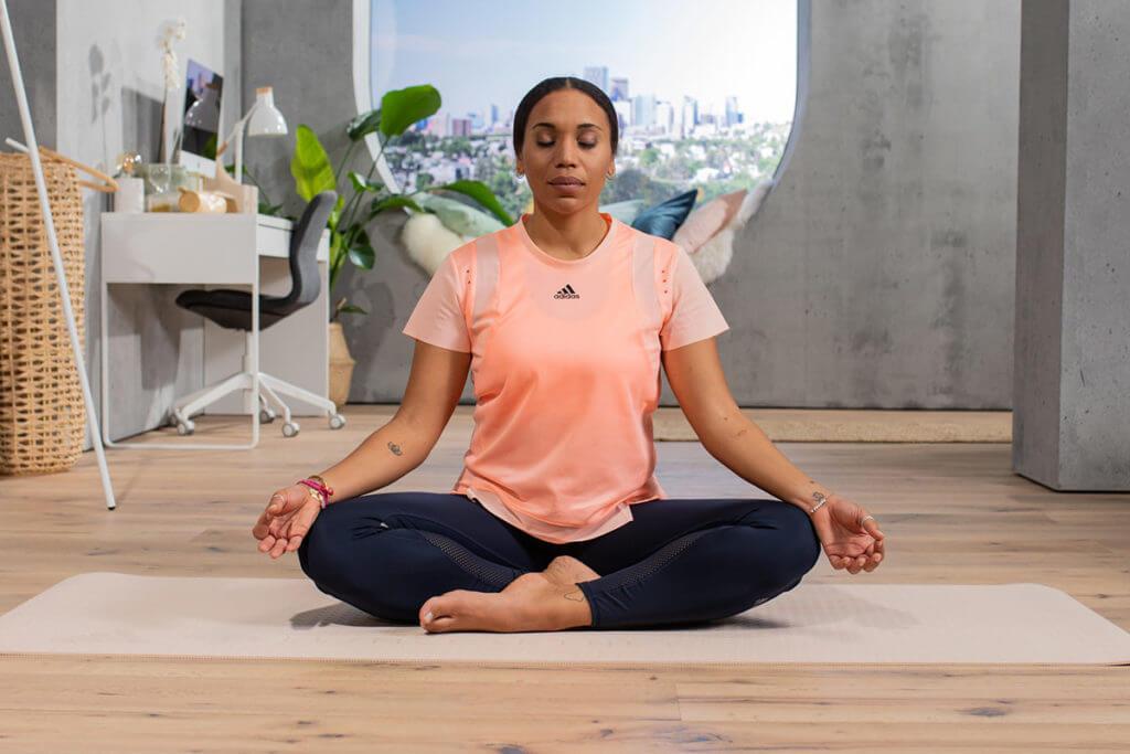 Healthy Habits Top Tips - Meditation