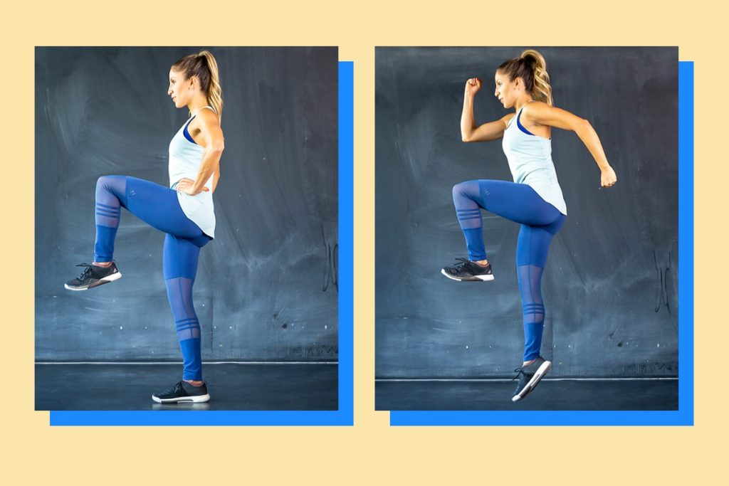 Exercise variations - Lunge