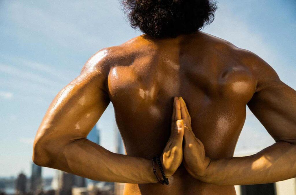Stretching as an exercise against stress