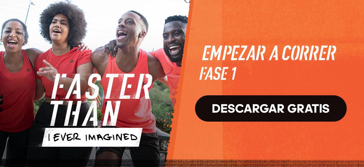 Empezar a correr - Faster than