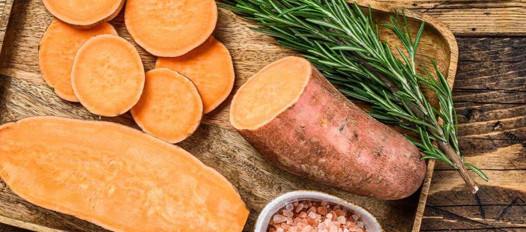 Probiere unsere Süßkartoffel-Rezepte