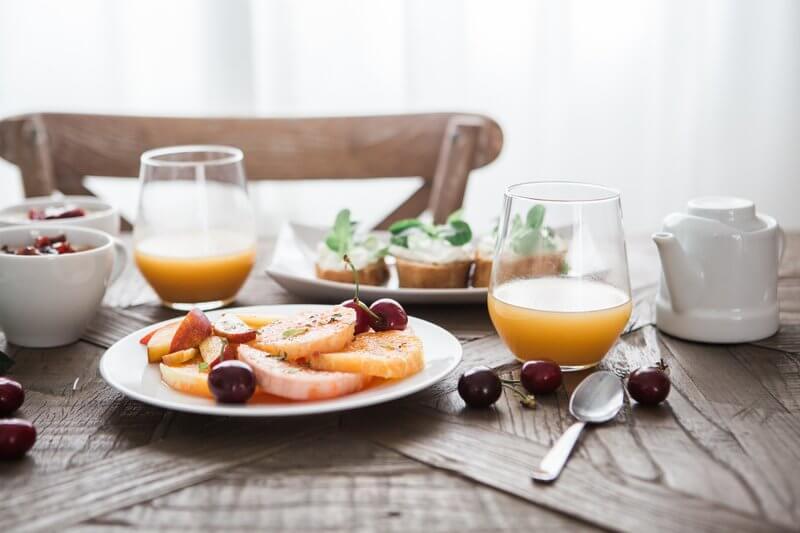 Manger sainement et suffisamment pour maigrir