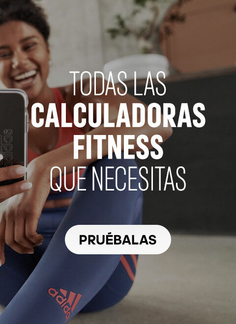 Todas las calculadoras fitness que necesitas - Pruébalas