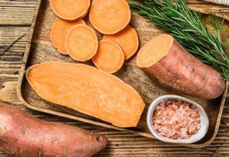 Sweet potatoes recipes