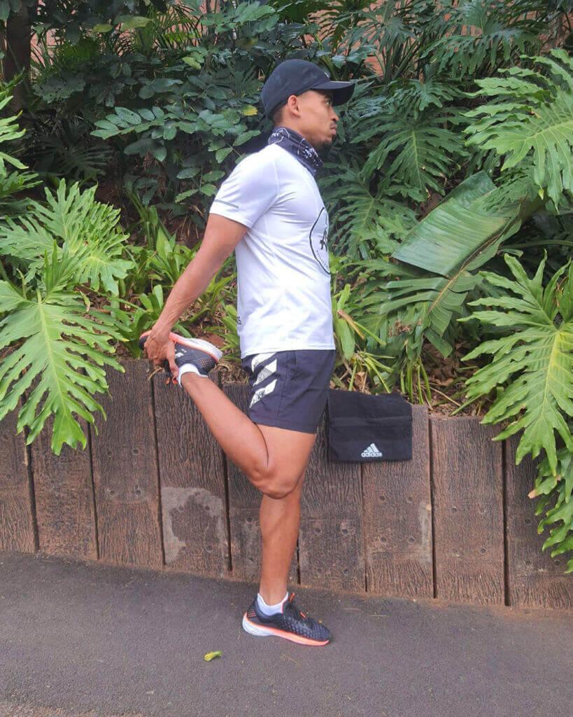 adidas Runners: Ethan Marais